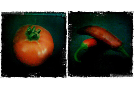 Tomato&peppers