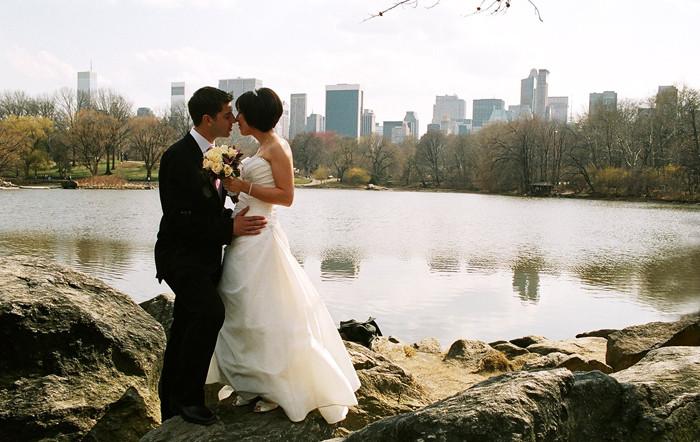 Burnstead wedding